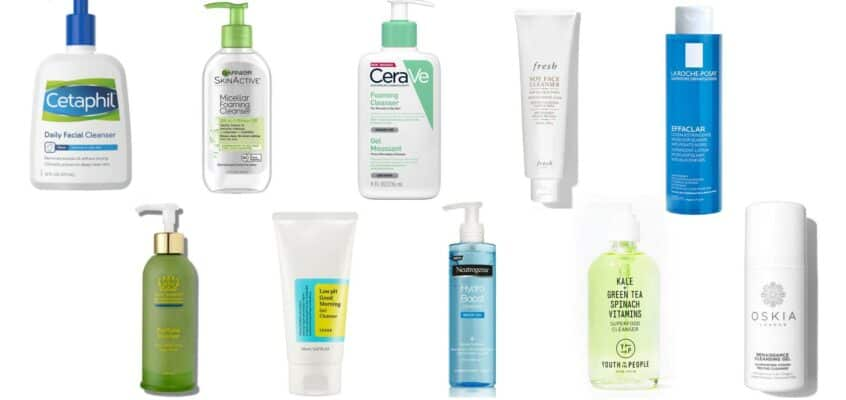 The 10 Best Facial Cleansers For Oily Skin In 2021