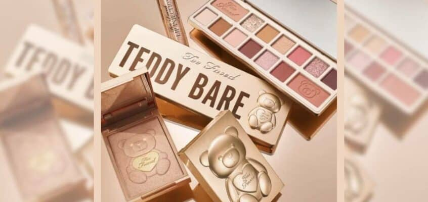 The New Too Faced Teddy Bare Collection