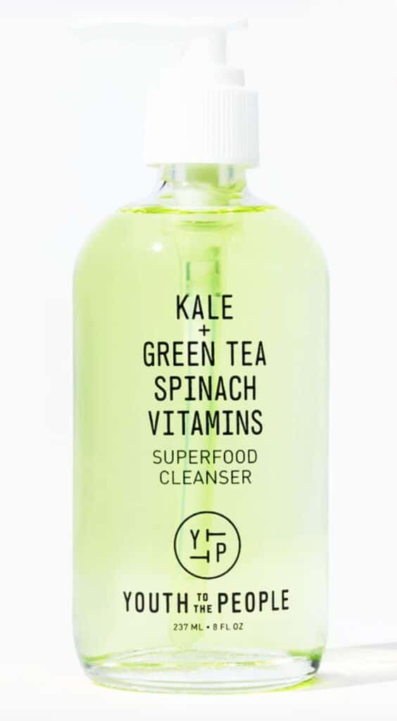 Youth To The People Kale + Green Tea Superfood Face Cleanser