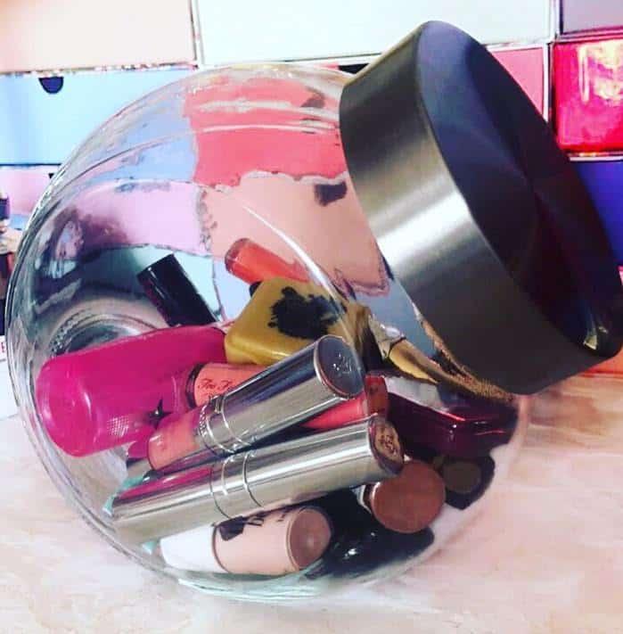 candy jar storage