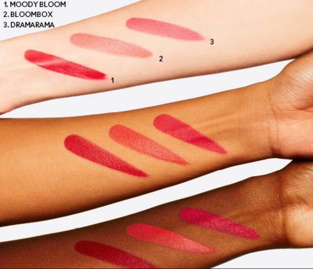 Black Cherry Matte Lipsticks