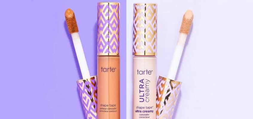 The New Tarte Cosmetics Shape Tape Ultra Creamy Concealer For Dry Skin