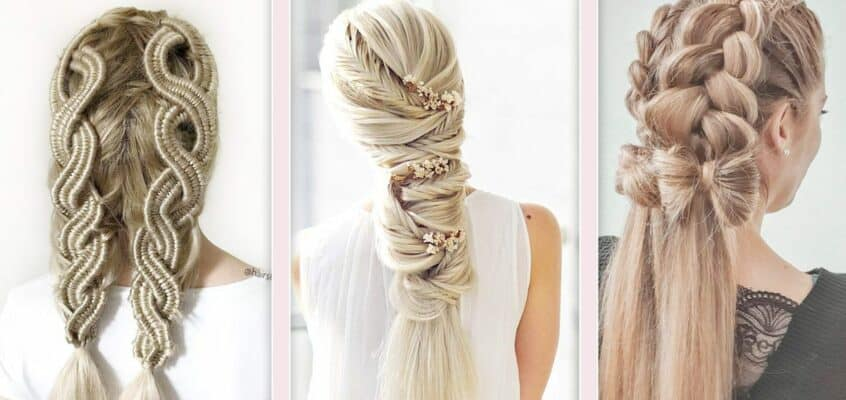 20 Creative French Braid Hairstyles To Try Out This Summer