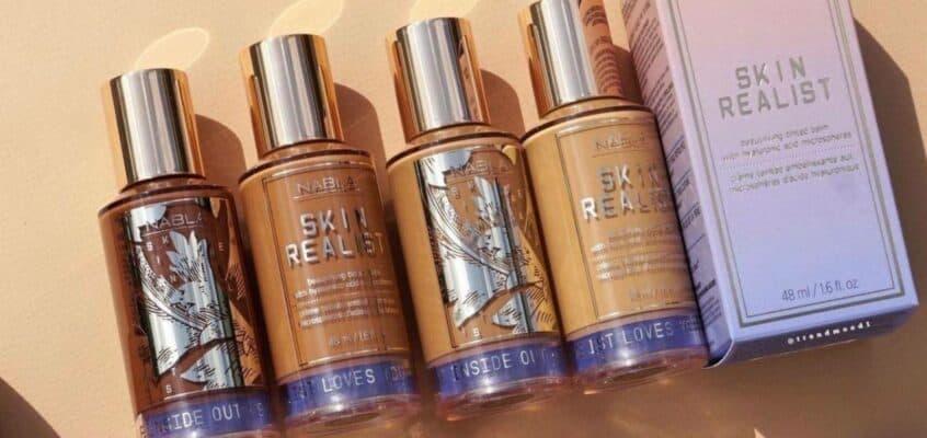Nabla Cosmetics NEW Skin Realist Tinted Balm