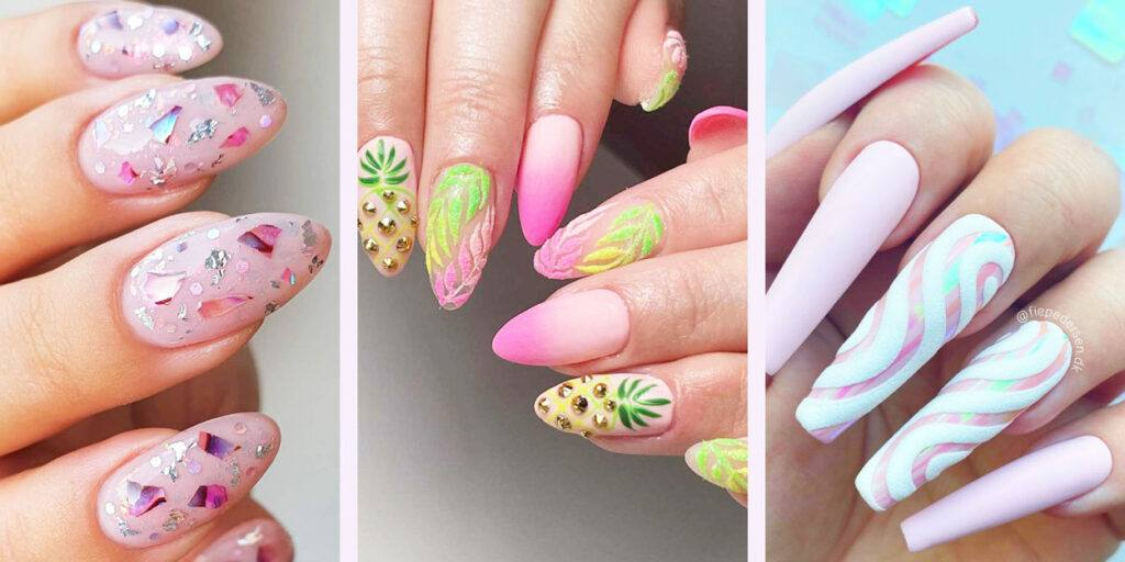 24-Pretty-Summer-Nail-Ideas-That-You-Will-Love