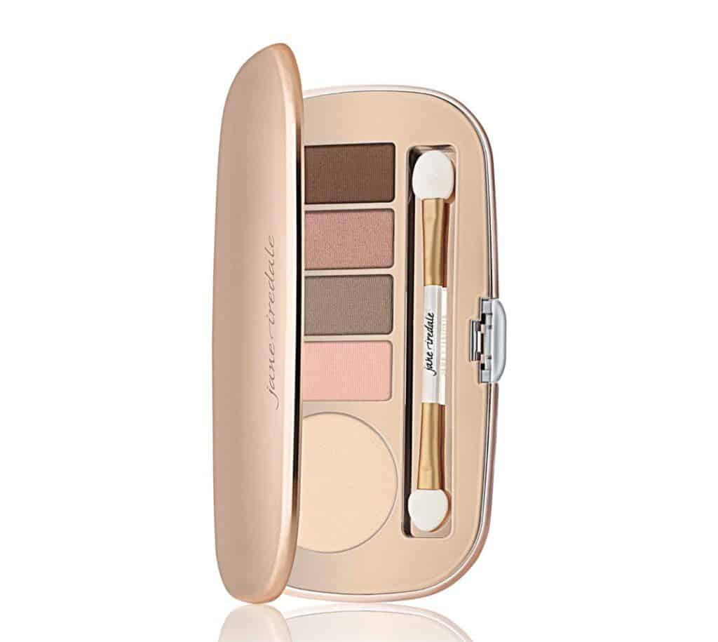 Jane Iredale Naturally Glam Eyeshadow Kit