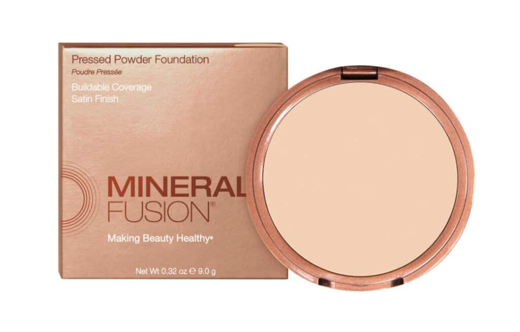 Mineral Fusion Pressed Powder Foundation
