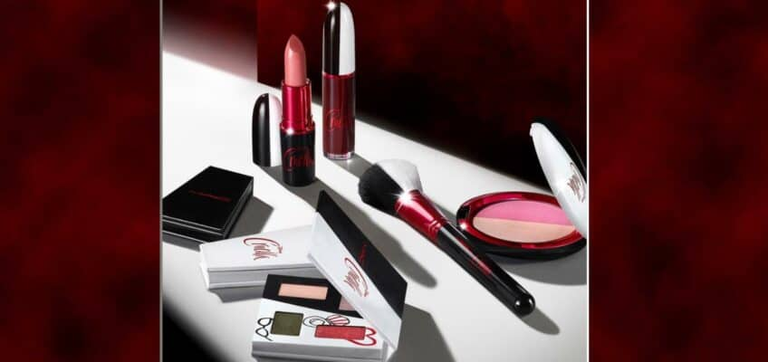 MAC x Disney Cruella Collection Is Here And It's Wicked copy