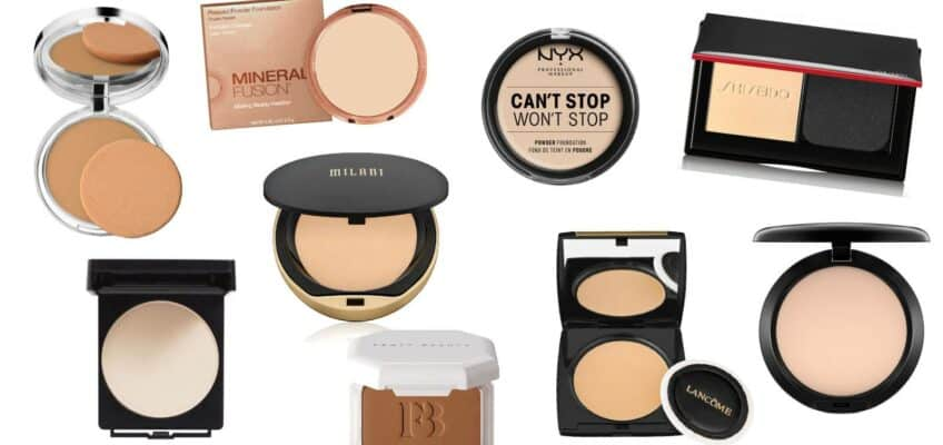 The Best Powder Foundation for Oily Skin