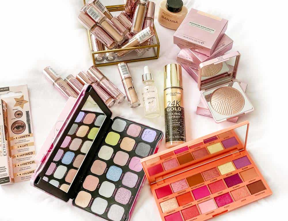 Revolution Beauty giveaway