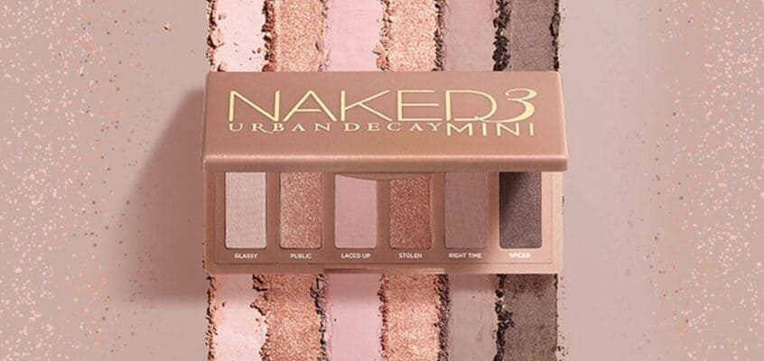 Urban Decay Naked 3 Eyeshadow Palette Has Just Gone Mini!