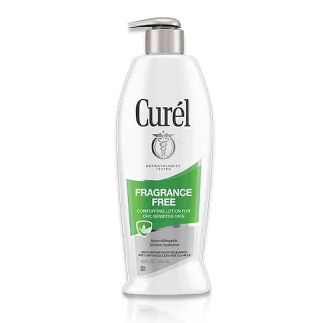 Curel Fragrance Free Moisturizer