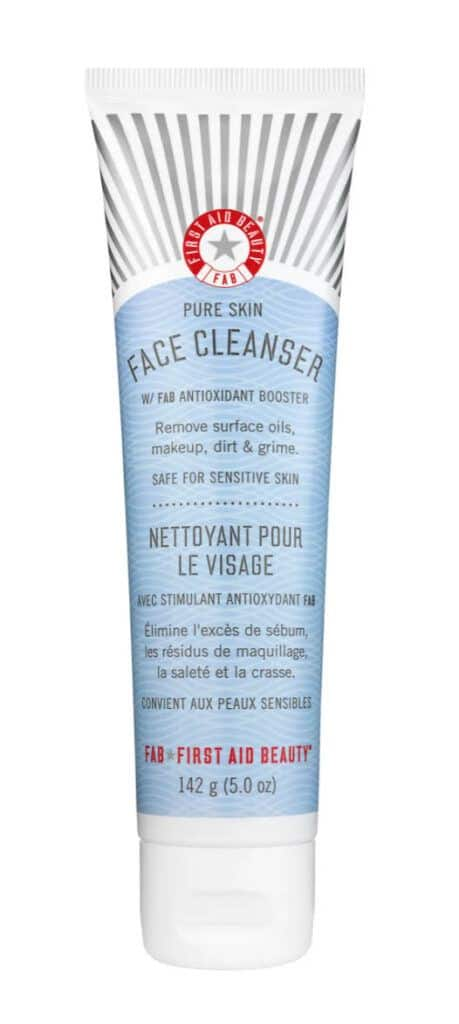 First Aid Beauty Pure Skin Face Cleanser