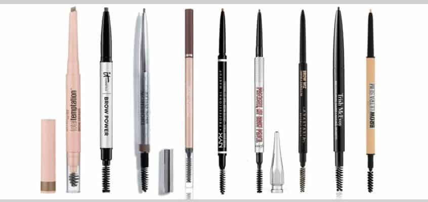 The Best Eyebrow Pencils For Sparse Eyebrows in 2021